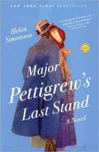 Major Pettigrew's Last Stand by Hlen Simonson