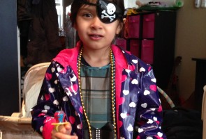 My Little Pirate Princess