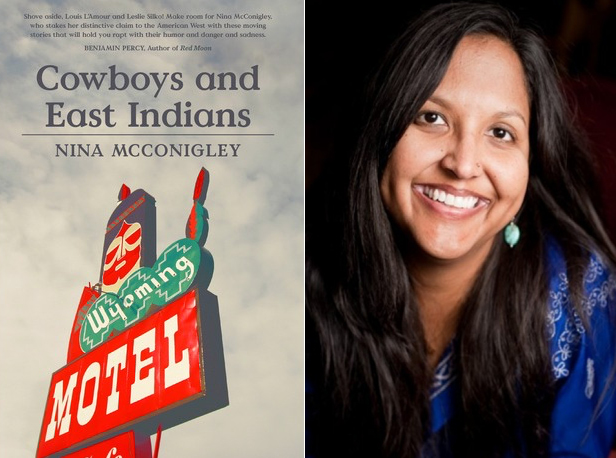 Cowboys and East Indians by Nina McConigley