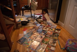 Our Loot From Free Comic Book Day 2014!