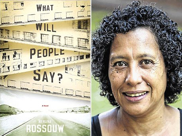 What Will People Say by Rehana Rousouw