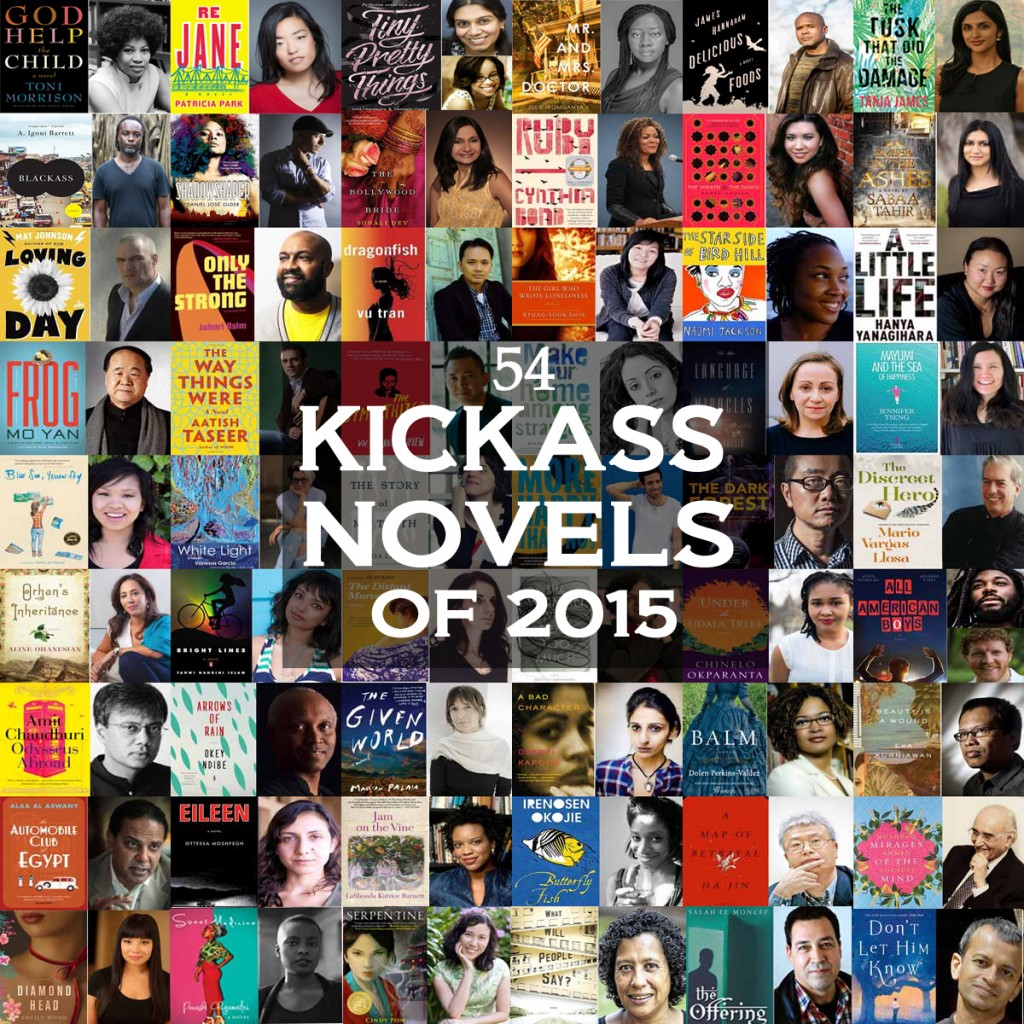 Kickass Diverse Novels of 2015