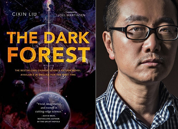 The Dark Forest by Cixin Liu